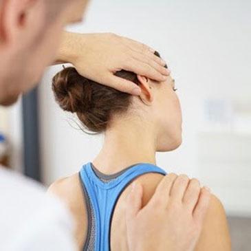 chiropractic neck exam